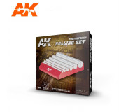 AK Interactive AK9163 Photo Etched Rolling Set