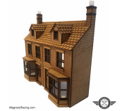Magnetic Racing 021 Terraced House (Low Relief)