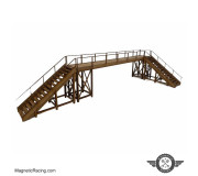 Magnetic Racing 025 Footbridge (5 Different Options in 1 Kit)