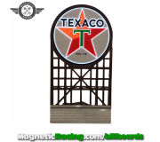 Magnetic Racing 028 Panneau Texaco CLIGNOTANT