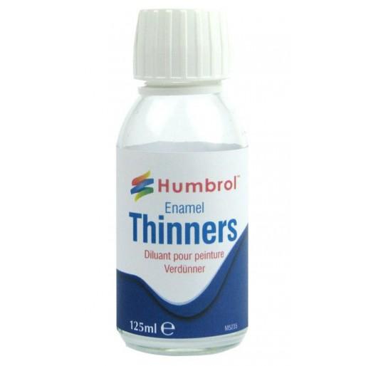 Humbrol AC7430 Enamel Thinners - 125ml Bottle