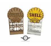 Magnetic Racing BILL004 Shell 1955 Billboard KIT (unpainted/painted)