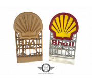 Magnetic Racing BILL005 Shell 1971 Billboard KIT (unpainted/painted)