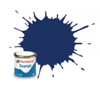 Humbrol AA0165 No. 15 Midnight Blue Brillant - 14ml Peinture Enamel