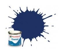 Humbrol AA0165 No. 15 Midnight Blue Gloss - 14ml Enamel Paint