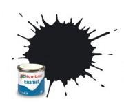 Humbrol AA0237 No. 21 Noir Brillant - 14ml Peinture Enamel