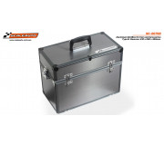Scaleauto SC-5075A Aluminium SlotBox for Cars and Accesories Type A (Big) : 475x240x350mm