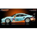 Scaleauto SC-6145 Porsche 991 RSR GT3 Gulf 24H. Le Mans 2016