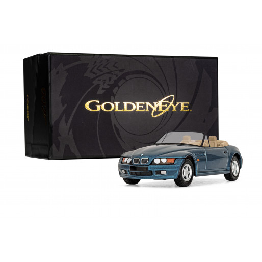 Corgi CC04313 James Bond BMW Z3 'GoldenEye'
