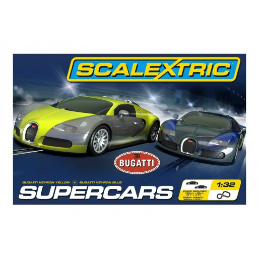 Scalextric Coffret Supercars