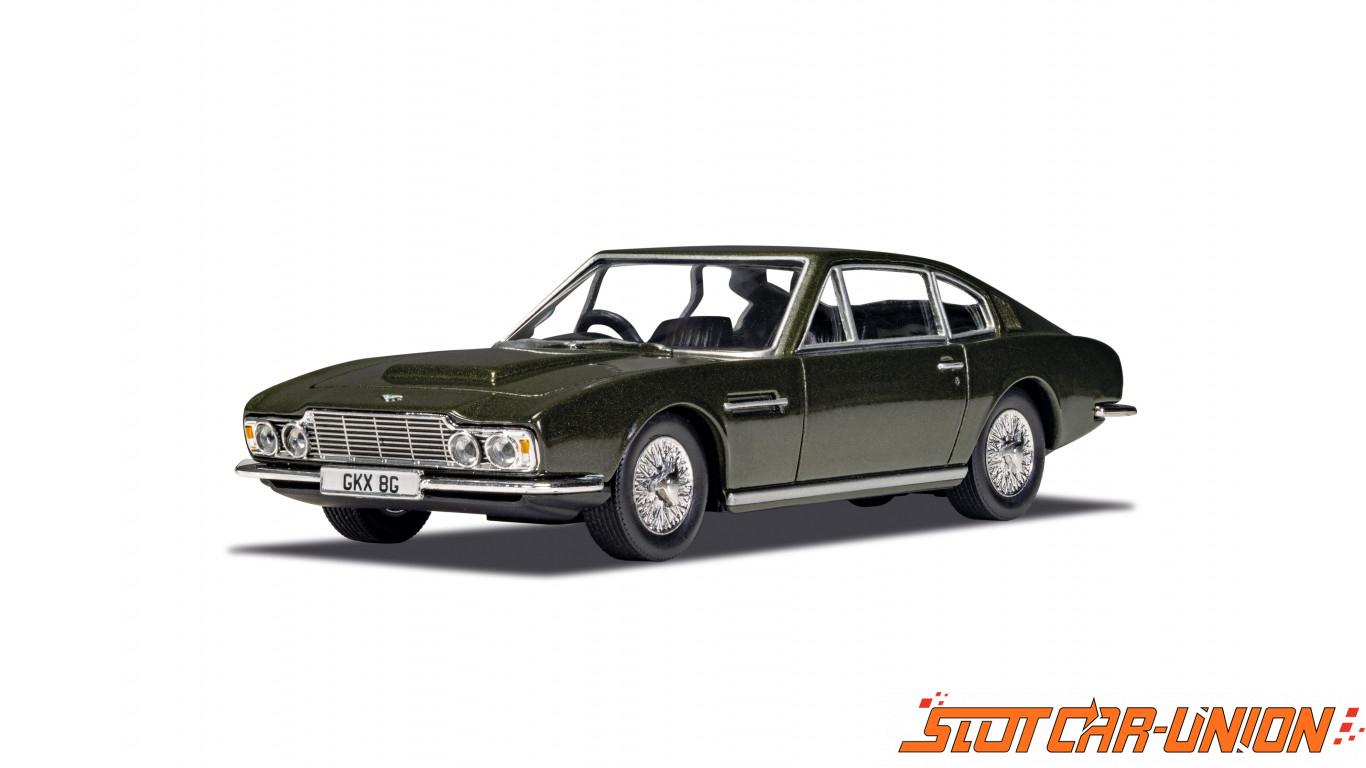 Corgi Cc03804 James Bond Aston Martin Dbs On Her Majesty S Secret Service Slot Car Union