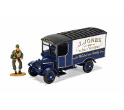 Corgi CC09003 Dads Army J Jones Thornycroft van and Mr Jones Figure