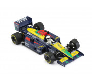 NSR 0118IL Formula 86/89 - WHITE Test Car