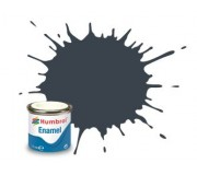 Humbrol AA1506 No. 32 Dark Grey Matt - 14ml Enamel Paint