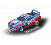 Carrera GO!!! 64141 Muscle Car - blau