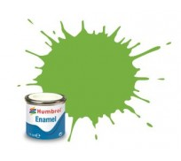 Humbrol AA0415 No. 38 Lime Gloss - 14ml Enamel Paint
