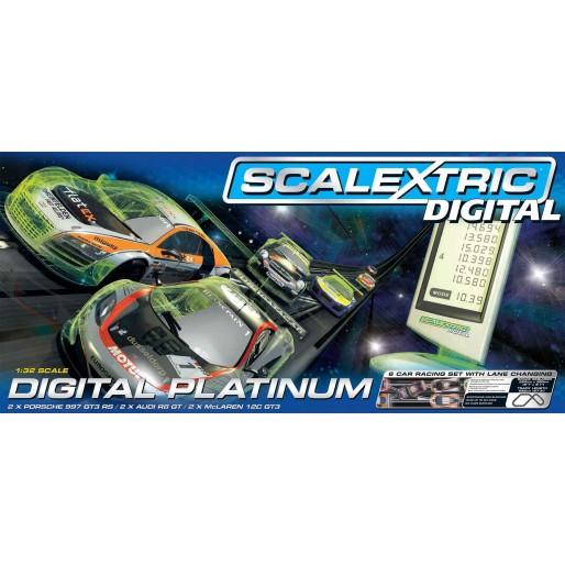 Scalextric Digital C1330 Coffret Platinum (2014)