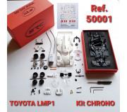 """SRC 50001 Toyota LMP1 CHRONO """"Kit presentación"""""""