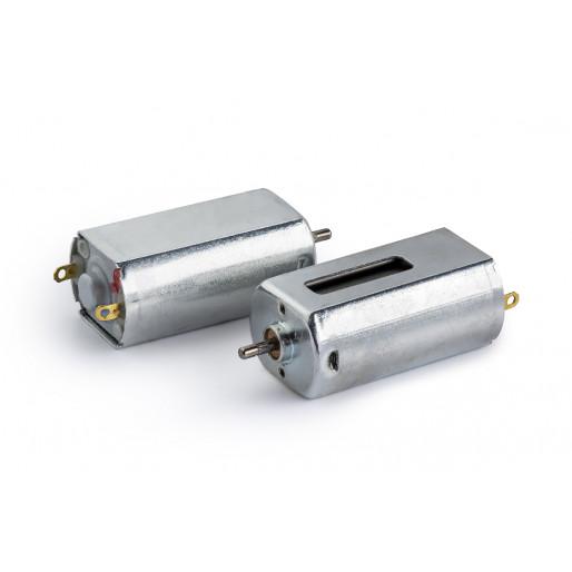 Policar PMX01-k Motor F1 DFV-25K 24500 RPM 95g*cm open/close case sides - knurled shaft