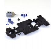 LE MANS miniatures Slot chassis Peugeot J7