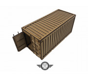 Magnetic Racing 041S Small Container (No Logo)