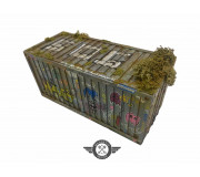 Magnetic Racing 041S-Graffiti(P) Small Container (Graffiti)