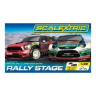 Scalextric Rally Stage Set