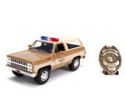Jada Hopper's Chevy Blazer (Stranger Things) 1:24 - 31111