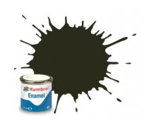 Humbrol AA0583 No. 53 Gunmetal Metallic - 14ml Enamel Paint