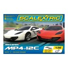 Scalextric Coffret McLaren MP4-12C