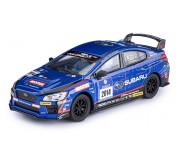 Policar CT02a Subaru WRX STI - 24h Nürburgring Presentation 2014