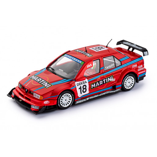 Slot.it CA45b Alfa Romeo 155 V6 TI DTM/ITC n.18 Mugello 1996