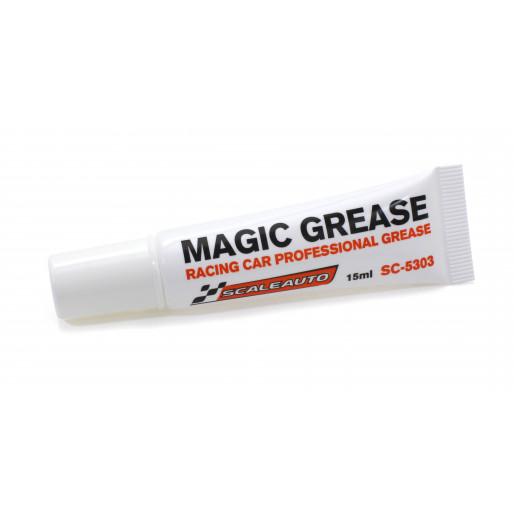 Scaleauto SC-5303 White Magic Grease for Gears
