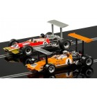 Scalextric C3544A Legends McLaren M7C vs Team Lotus Type 49B Limited Edition