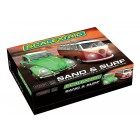 Scalextric C3371A Sand & Surf VW Beetle and VW Camper Van Edition Limitée