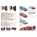 RevoSlot RS0068 Ferrari F40 Totip - Le Mans 1994 n.29