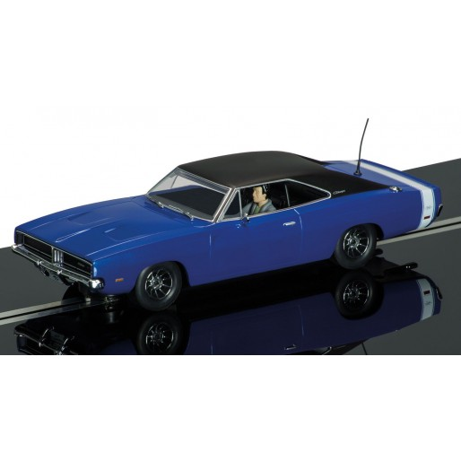Scalextric C3535 Dodge Charger, NASCAR 1970's era