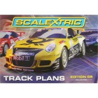 Scalextric Track Plans