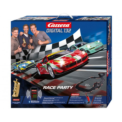 Carrera DIGITAL 132 30179 Coffret Race Party