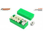Scaleauto SC-5090B 3DP Box for S-CAN FK-130 engines (Short Box). 12 units. Measurements: 109x47x45mm