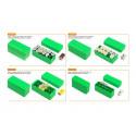 Scaleauto SC-5090C 3DP Box for FLAT FK-180. 12 units. Measurements: 109x47x51mm