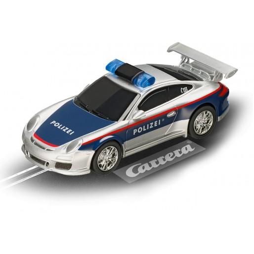 """Carrera GO!!! 61293 Porsche 997 GT3 """"Police Autrichienne"""""""