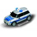 """Carrera GO!!! 61089 Mini Cooper S """"Police"""""""