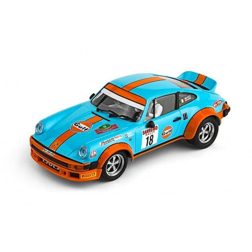 Ninco 50652 Porsche 911 Gulf San Remo