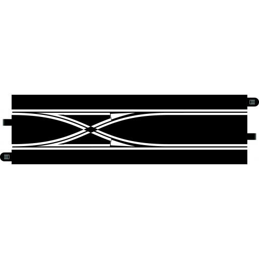 Scalextric C7036 Changement de Voie en Ligne Droite