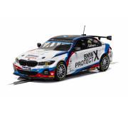 Scalextric C4188 BMW 330I M-Sport - BTCC 2019 - Colin Turkington
