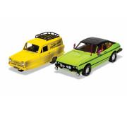 Corgi CC99189 Only Fools and Horses Reliant Robin and Ford Capri Mk II