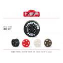 NSR 5441 Set insert Formula 86/89 White - For Ø 13 wheels