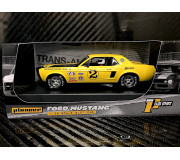 Pioneer P069 1968 Trans-Am Mustang, 'John Atwell' Yellow n.2