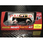 Pioneer Kit n.7 (RP) '34 Ford Coupe Legends Racer, Ready Painted Kit, black/gold